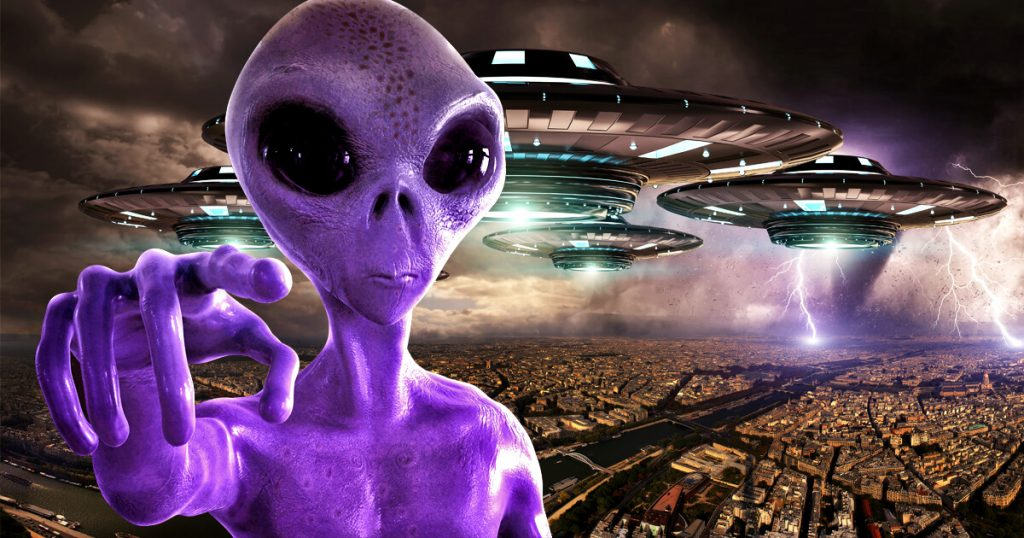 As If You Needed Any More Reasons to Invest in Solar Panels? Reason #337 : Solar Panels Survive Alien Invasion.